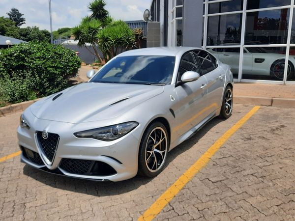 2020 Alfa Romeo Giulia 2.0T Super Gauteng Sandton_0