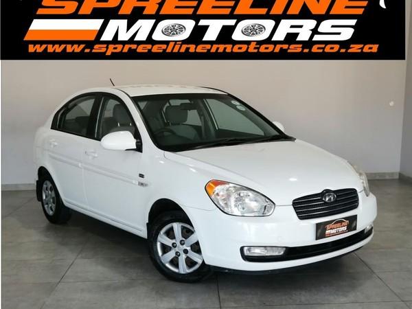 2007 Hyundai Accent 1.6 Gls Hs At  Western Cape Cape Town_0