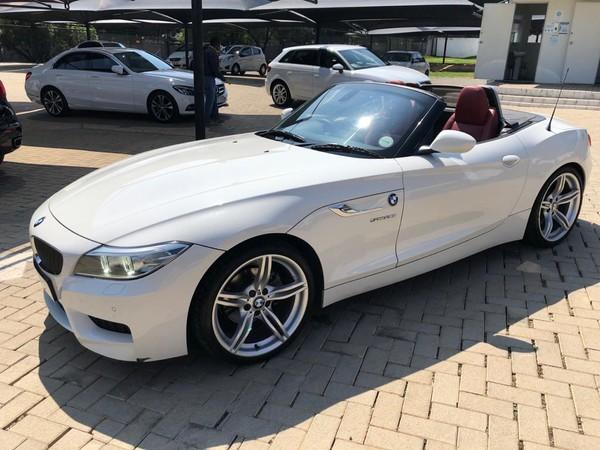 2013 BMW Z4 Sdrive20i M Sport  Gauteng Sandton_0