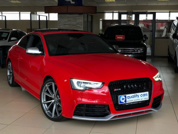 2014 Audi RS5 Coupe Quattro Stronic  Kwazulu Natal Richards Bay_0
