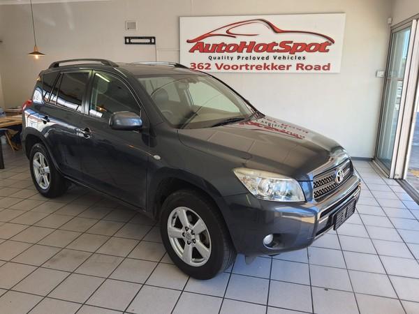 2008 Toyota Rav 4 Rav4 2.0 Vx  Western Cape Cape Town_0