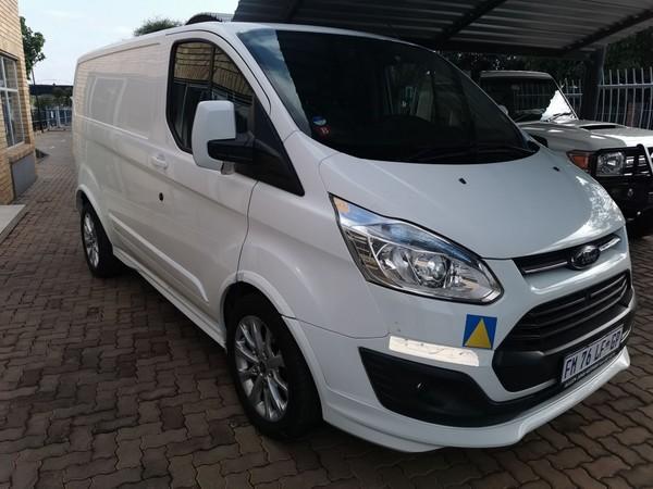 2016 Ford Transit 2.2TDCi Sport 114KW FC Panel van Gauteng Pretoria_0