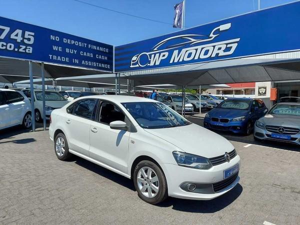 2012 Volkswagen Polo 1.4 Comfortline  Western Cape Bellville_0