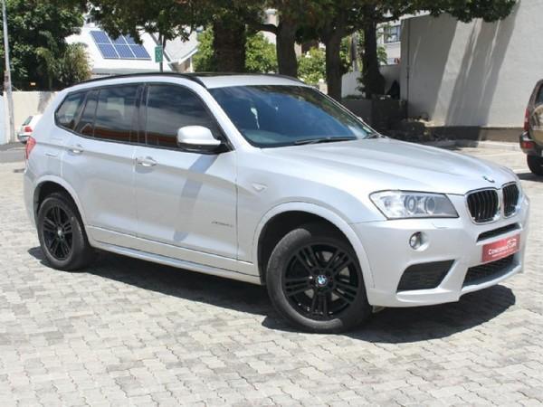 2013 BMW X3 Xdrive20d M-sport At  Western Cape Cape Town_0