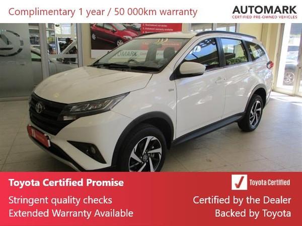 2019 Toyota Rush 1.5 Auto Western Cape Cape Town_0