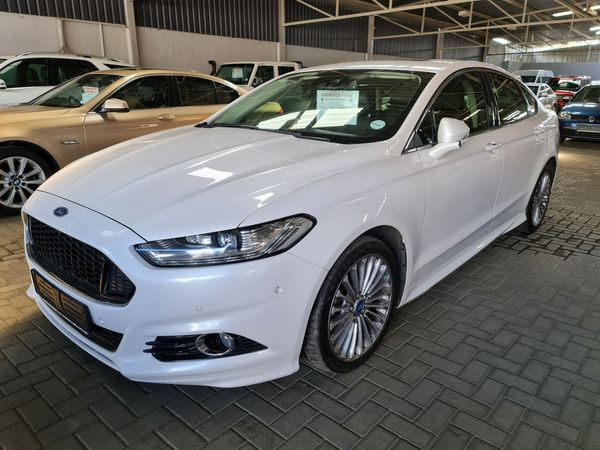 2015 Ford Fusion 2.0 TDCi Titanium Powershift Free State Bloemfontein_0