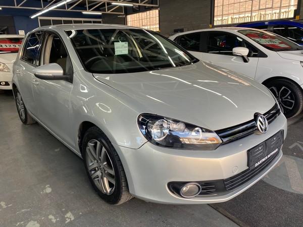 2009 Volkswagen Golf Vi 1.6 Tdi Comfortline Dsg  Free State Bloemfontein_0