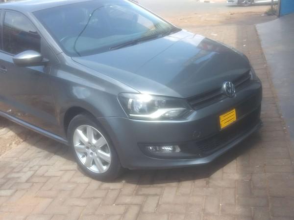 2014 Volkswagen Polo 1.6 Tdi Comfortline  Gauteng Jeppestown_0