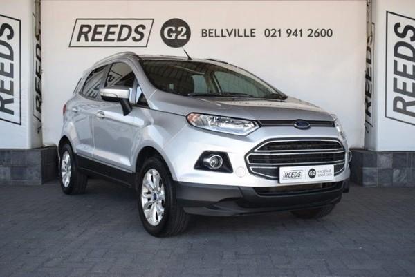 2017 Ford EcoSport 1.5TiVCT Titanium Auto Western Cape Bellville_0