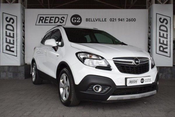 2015 Opel Mokka 1.4T Enjoy Western Cape Bellville_0