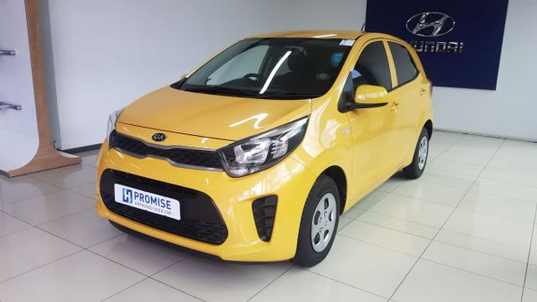 2018 Kia Picanto 1.2 Start Kwazulu Natal Pinetown_0