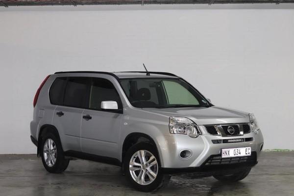 2014 Nissan X-Trail 2.0 Dci 4x2 Xe r82r88  Eastern Cape Port Elizabeth_0
