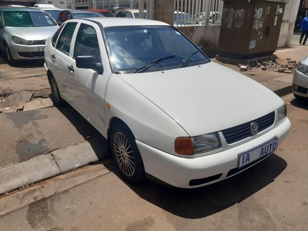 1999 Volkswagen Polo Classic 1.6  Gauteng Johannesburg_0