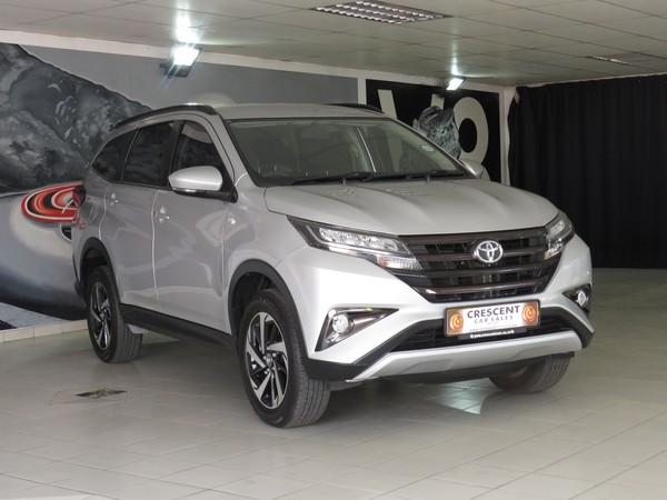 2019 Toyota Rush 1.5 Auto Kwazulu Natal Pietermaritzburg_0