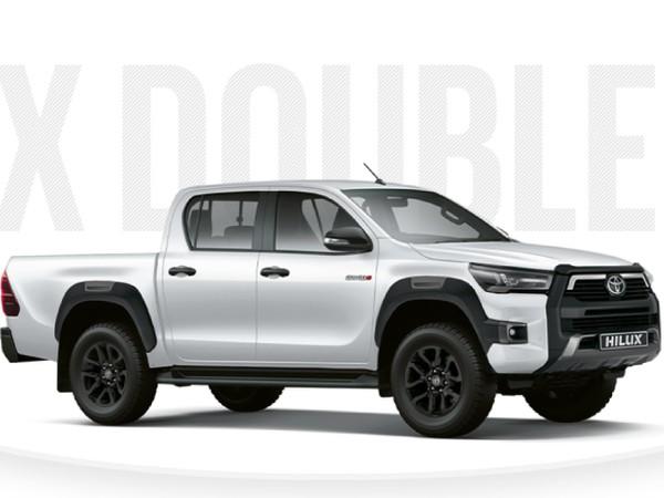 2021 Toyota Hilux 2.8 GD-6 RB Legend Auto Double Cab Bakkie Western Cape Ceres_0