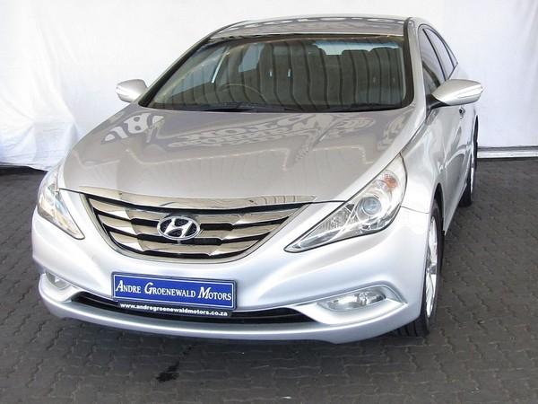 2012 Hyundai Sonata 2.4 Gls Executive At  Western Cape Goodwood_0