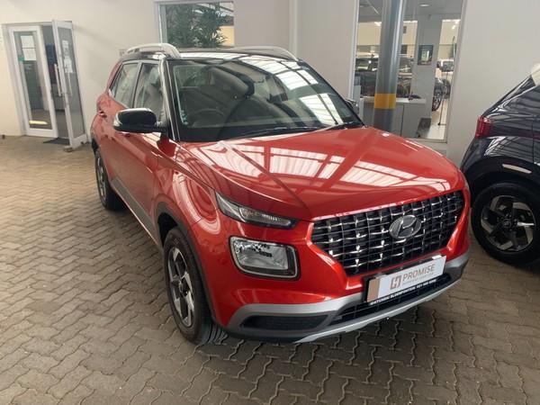 2020 Hyundai Venue 1.0 TGDI Fluid DCT Free State Bloemfontein_0