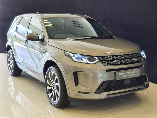 2020 Land Rover Discovery Sport 2.0D HSE R-Dynamic D180 Western Cape George_0