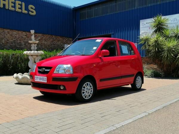 2010 Hyundai Atos 1.1 Gls  Gauteng Pretoria_0