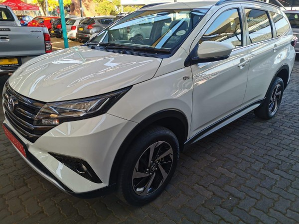 2018 Toyota Rush 1.5 Auto Gauteng Pretoria_0