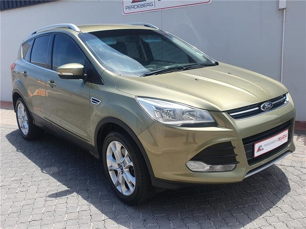 2015 Ford Kuga 2.0 TDCI Trend Powershift Western Cape Citrusdal_0
