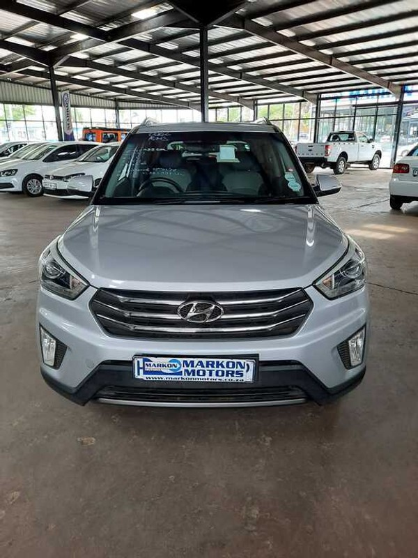 2018 Hyundai Creta 1.6 Executive Gauteng Springs_0