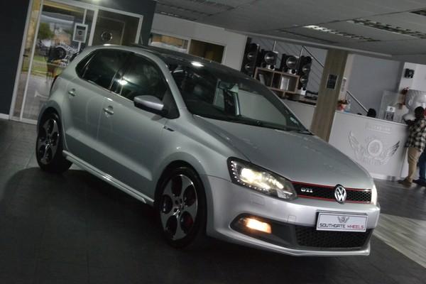 2012 Volkswagen Polo Gti 1.4tsi Dsg  Gauteng Roodepoort_0