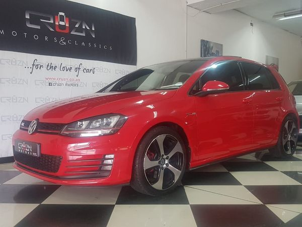 2014 Volkswagen Golf VII GTi 2.0 TSI DSG Kwazulu Natal Durban North_0