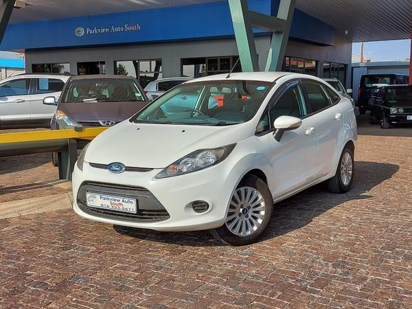 2011 Ford Fiesta 1.6 Trend  Gauteng Vanderbijlpark_0
