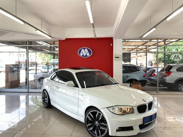 2011 BMW 1 Series 120d Coupe At  Gauteng Vereeniging_0