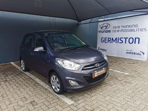 2018 Hyundai i10 1.1 Gls  Gauteng Germiston_0