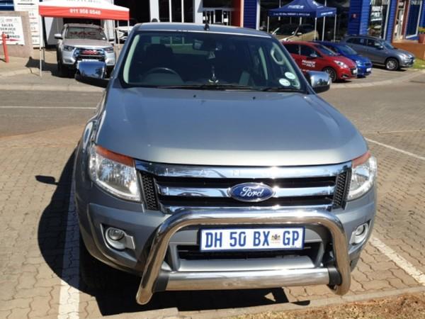 2014 Ford Ranger 3.2tdci Xlt At  Pu Dc  Gauteng Randburg_0