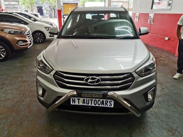 2017 Hyundai Creta 1.6 Executive Gauteng Johannesburg_0