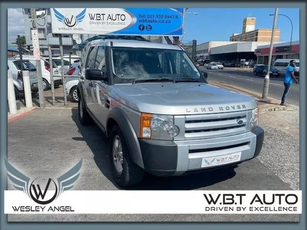 2008 Land Rover Discovery 3 Td V6 Hse At  Western Cape Cape Town_0