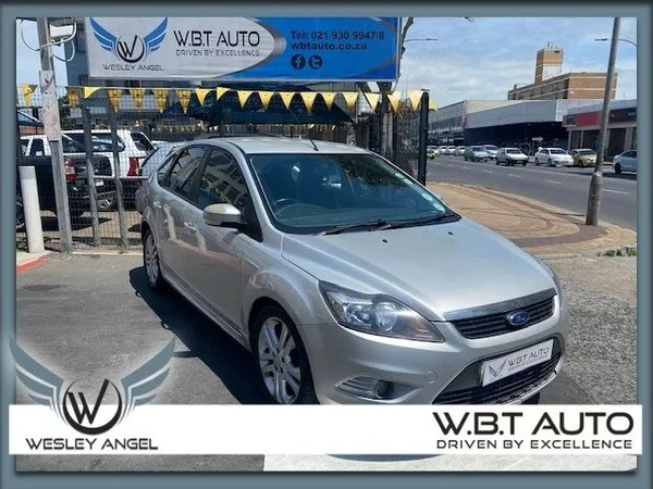 2010 Ford Focus 2.0 Si 5dr  Western Cape Cape Town_0