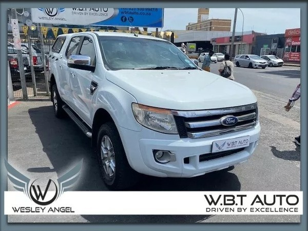 2013 Ford Ranger 3.2tdci Xlt 4x4 At Pu Dc  Western Cape Cape Town_0