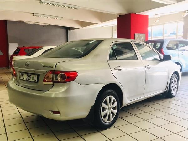 2012 Toyota Corolla 1.3 Professional  Gauteng Springs_0