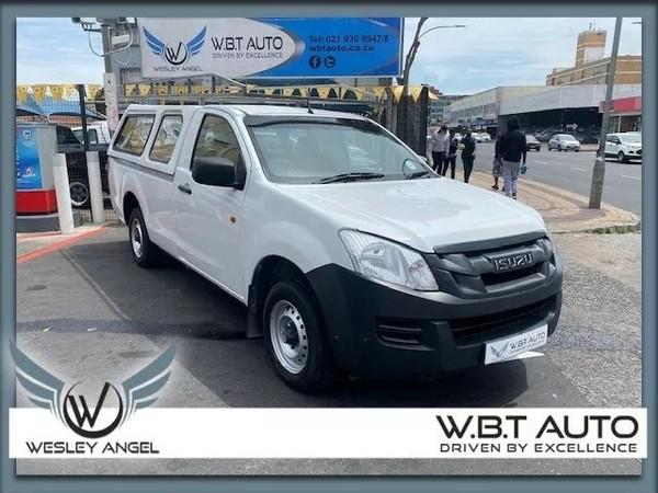 2015 Isuzu KB Series 250 D-TEQ Single cab Bakkie Western Cape Cape Town_0