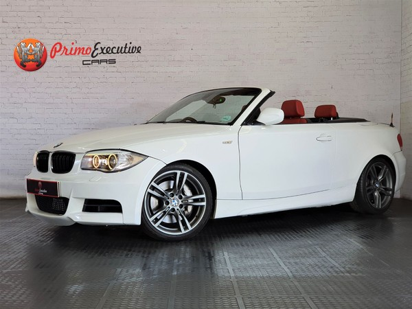 2014 BMW 1 Series 135i Convertible At  Gauteng Edenvale_0