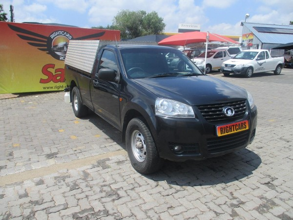 2015 GWM Steed 5 2.2 MPi SV Single Cab Bakkie Gauteng North Riding_0