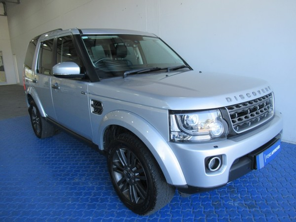 2017 Land Rover Discovery 4 3.0 SD V6 Graphite Western Cape George_0
