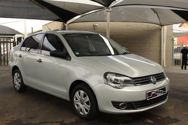 2011 Volkswagen Polo Vivo 1.4 Trendline Gauteng Johannesburg_0