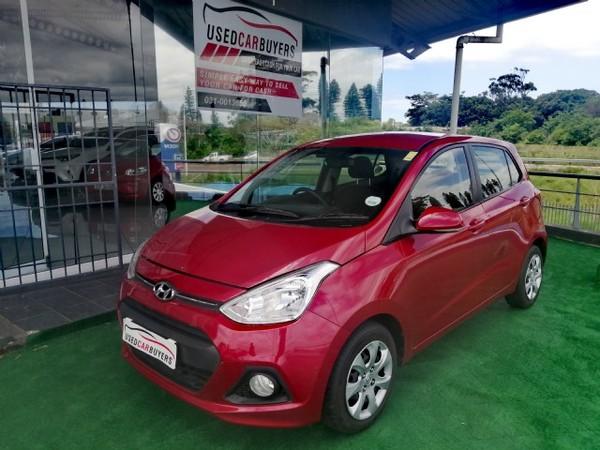 2016 Hyundai Grand i10 1.25 Fluid Kwazulu Natal Mount Edgecombe_0