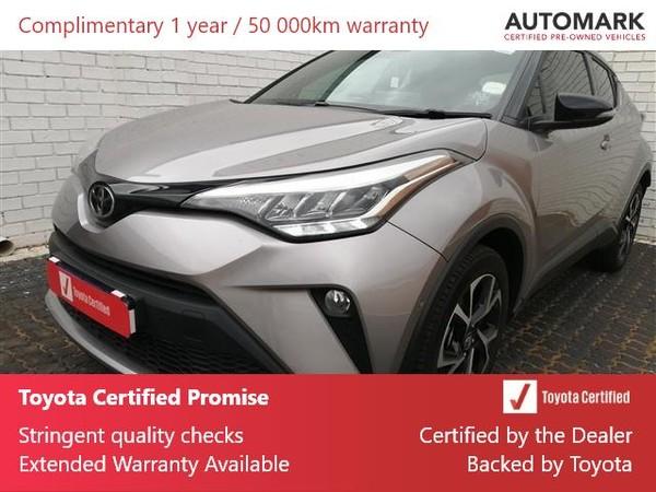 2020 Toyota C-HR 1.2T Luxury CVT Gauteng Boksburg_0
