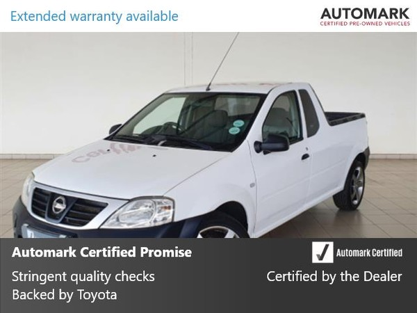 2015 Nissan NP200 1.5 Dci  Ac Safety Pack Pu Sc  North West Province Klerksdorp_0