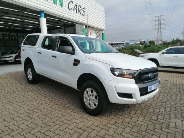 2016 Ford Ranger 2.2tdci Xl 4x4 Pu Sc  Kwazulu Natal Pinetown_0