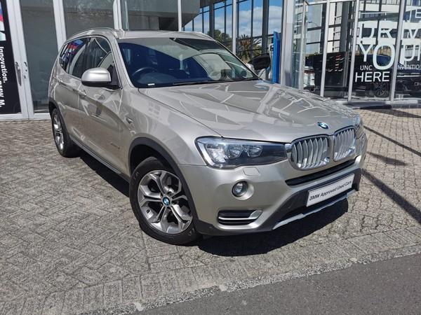 2017 BMW X3 xDRIVE20d xLINE Auto Western Cape Claremont_0