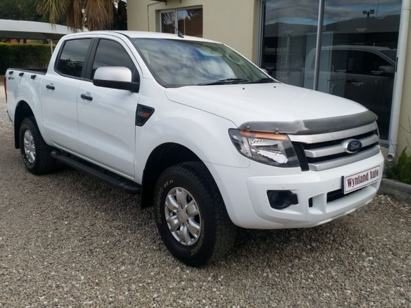 2013 Ford Ranger 2.2tdci Xls Pu Dc  Western Cape Worcester_0
