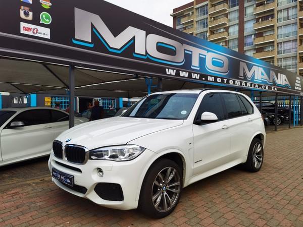 2015 BMW X5 Xdrive30d M-sport At  Gauteng Benoni_0