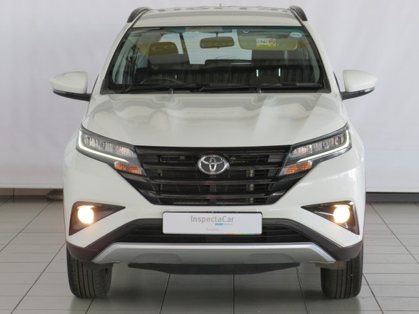 2018 Toyota Rush 1.5 Mpumalanga Ermelo_0